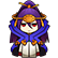 BlazBlue Chronophantasma Extend Emoticon Mikado