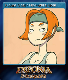 Deponia Doomsday Card 1