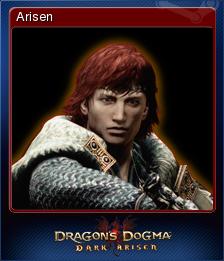 Dragon's Dogma Dark Arisen Card 1