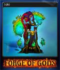 Forge of Gods (RPG) Card 3