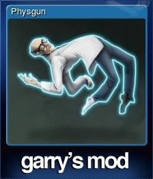 Garry's Mod Card 3