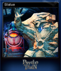 Mystery Masters Psycho Train Deluxe Edition Card 2