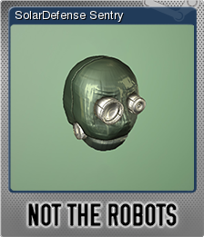 Not The Robots Foil 2