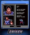Oniken Card 1