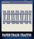 Paper Train Traffic Card 4