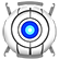 Portal 2 Emoticon p2wheatley
