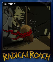 RADical ROACH Deluxe Edition Card 04