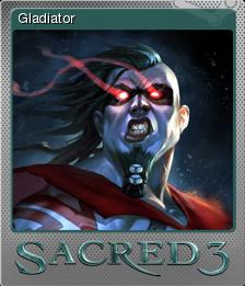 Sacred 3 Foil 10