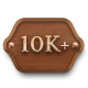 Steam Winter 2018 Knick-Knack Collector Badge 10000