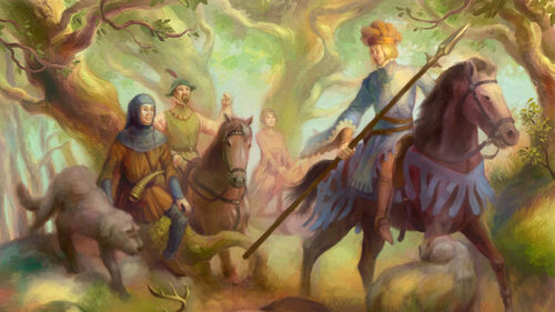 Stronghold Kingdoms Artwork 4