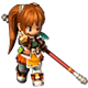 The Legend of Heroes Trails in the Sky SC Badge Foil