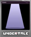 Undertale Foil 4