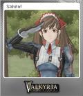 Valkyria Chronicles Foil 6