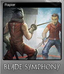 Blade Symphony Foil 1