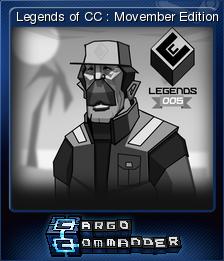 Cargo Commander Card 2