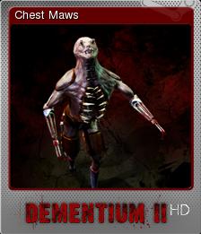 Dementium II HD Foil 03