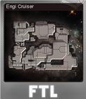FTL Faster Than Light Foil 3