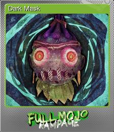 Full Mojo Rampage Foil 3