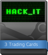 HACK IT Booster Pack