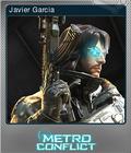 Metro Conflict Foil 1