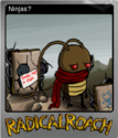 RADical ROACH Deluxe Edition Foil 01