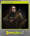 Sniper Elite Nazi Zombie Army 2 Foil 1