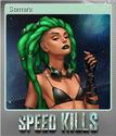 Speed Kills Foil 4