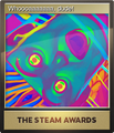 Steam Awards 2016 Foil 5