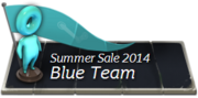 Steam Team Blue