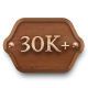 Steam Winter 2018 Knick-Knack Collector Badge 30000