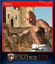 Stronghold Crusader HD Card 1
