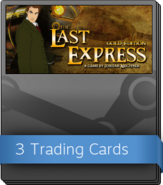 The Last Express Gold Edition Booster