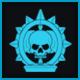 Warhammer 40,000 Regicide Badge 5