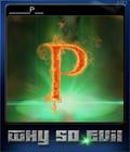 Why So Evil Card 6