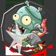 Zombie Wars Invasion Badge 5