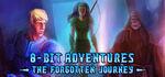 8-Bit Adventures The Forgotten Journey Remastered Edition Logo
