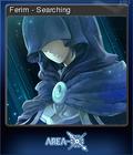 Area-X Card 12