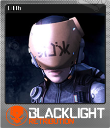 Blacklight Retribution Card 01 Foil