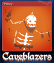 Caveblazers Card 1