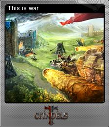 Citadels Foil 5