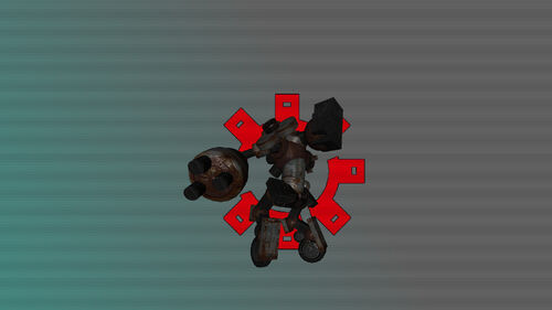 CortexGear AngryDroids Artwork 4