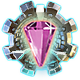 Crystals Of Time Badge 5