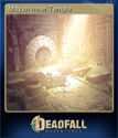 Deadfall Adventures Card 12