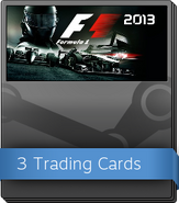 F1 2013 Booster Pack