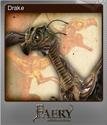 Faery - Legends of Avalon Foil 4