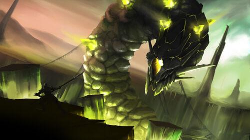Fallen Enchantress Legendary Heroes Artwork 11