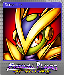Freedom Planet Foil 6