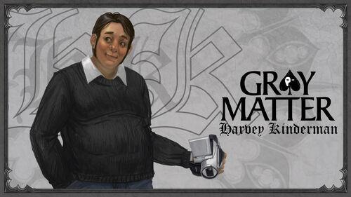 Gray Matter Artwork 5