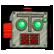 Jazzpunk Emoticon robotman