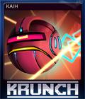 KRUNCH Card 3